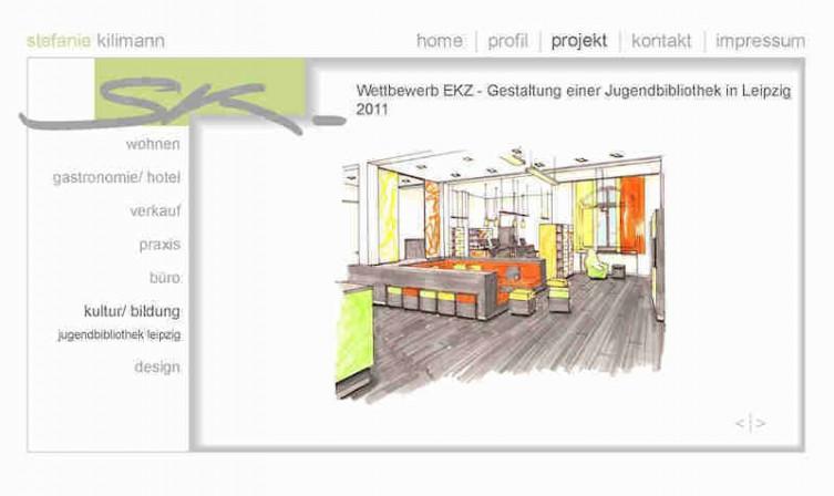 Neuer eintrag in der rubrik planungsb ros b ro sk for Innenarchitektur dresden