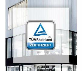 Interstuhl und bimos erhalten das premium siegel des t v rheinland f r zertifizierten - Interstuhl jobs ...