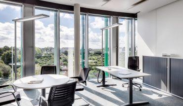 tesa bringt verwaltung forschungs und technologiezentrum unter ein dach starke gemeinschaft. Black Bedroom Furniture Sets. Home Design Ideas