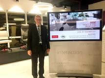 Vortrag des Büroexperten Prof. Dr. –Ing. Dieter Lorenz