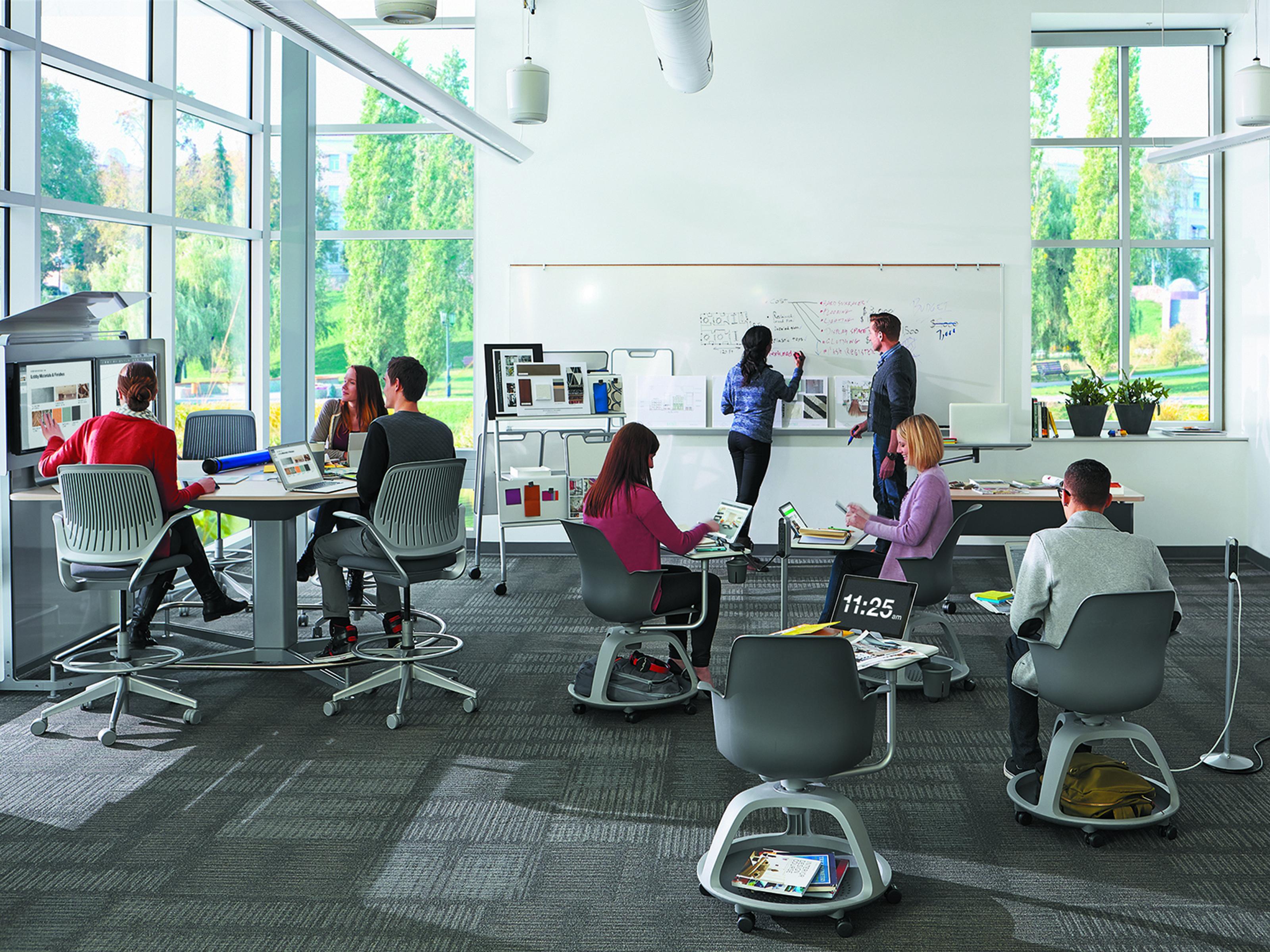 sean corcorran ber die wichtigsten ver nderungen in schulen und universit ten lernraum design. Black Bedroom Furniture Sets. Home Design Ideas