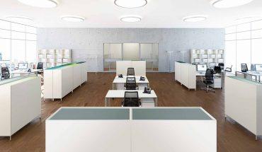Fleischer Büromöbel Für Kommunikationsbereiche