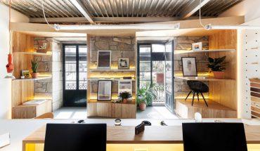 Mini-Büro