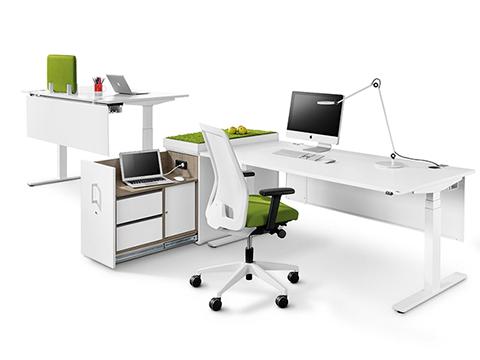WINI Büromöbel | Herstellerinformation. Steh-Sitz-Einsteiger von WINI